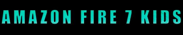 Планшет AMAZON FIRE 7 KIDS